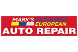 MARK'S JAPANESE AUTO REPAIR logo