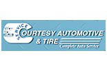 COURTESY TIRE^ logo