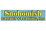 SNOHOMISH CARPET CLEANING logo