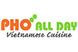 PHO ALL DAY logo