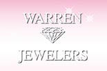 WARREN JEWELERS logo