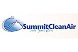 SUMMIT CLEAN AIR logo
