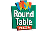 ROUND TABLE PIZZA - OVERLAKE logo