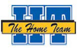 THE HOME TEAM logo