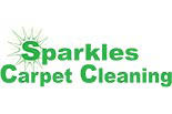 SPARKLES CARPET CLEANING logo
