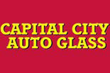 CAPITAL CITY AUTO GLASS logo