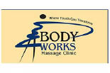 BODY WORKS MASSAGE logo