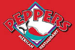 PEPPERS MEXICAN RESTAURANT logo