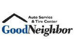 GOOD NEIGHBOR TIRE - BEAVERTON logo