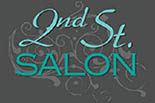 2ND STREET SALON logo