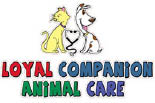 LOYAL COMPANION ANIMAL CARE logo