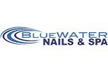 BLUEWATER NAILS & SPA logo