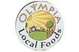OLYMPIA LOCAL FOODS logo