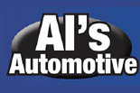 AL'S AUTOMOTIVE logo