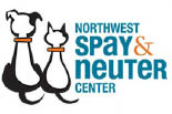 NW SPAY & NEUTER CENTER* logo