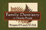 FAMILY DENTISTRY AT HAWKS PRAIRIE logo