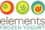 ELEMENTS FROZEN YOGURT logo