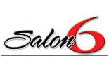 SALON 6 logo