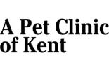 A PET CLINIC OF KENT logo