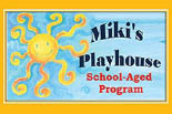 MIKI'S PLAYHOUSE logo