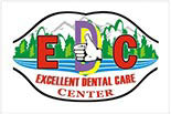 EXCELLENT DENTAL CARE logo