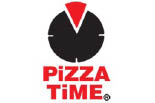 PIZZA TIME - LACEY logo