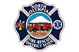 NORTH OLYMPIA FIRE DEPARTMENT logo