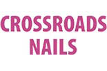 CROSSROADS NAILS logo
