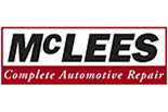 MCLEES AUTOMOTIVE logo