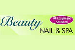BEAUTY NAIL & SPA logo