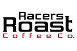 RACERS ROAST COFFEE CO logo