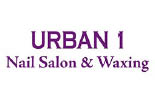 URBAN 1 NAILS logo