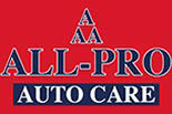 AAA ALL PRO AUTO CARE logo