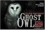 GHOST OWL WHISKEY logo