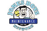 JONES BOYS MAINTENANCE logo