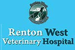 RENTON WEST VETERINARY HOSPITAL logo