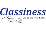 CLASSINESS AUTOMOBILE SALES logo