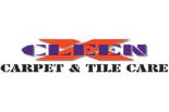 CLEEN X CARPET CLEANING logo