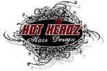 HOT HEADZ HAIR DESIGN logo