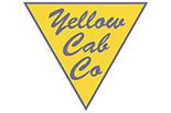 YELLOW CAB OF THE DESERT logo