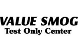 VALUE SMOG TEST CENTER logo