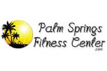 PALM SPRINGS FITNESS logo