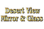 Desert View Mirror & Glass logo