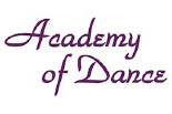 ACADEMY OF DANCE logo