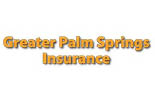 GREATER PALM SPRINGS INSURANCE logo