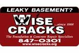 Wise Cracks logo