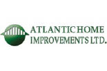 ATLANTIC HOME IMPROVEMENTS logo