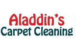 Aladdin's Carpet Cleaning logo