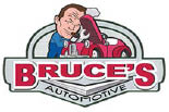 Bruce's Automotive logo