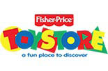 Fisher Price Toy Store logo